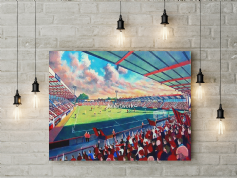 dean court  canvas a3 size